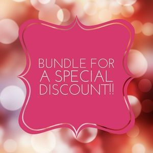 Other - Bundles of 2 or more get a special discount 😁