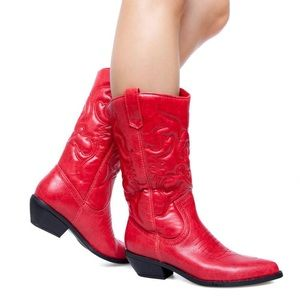 reno-red-western boots