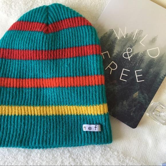 01f8ec86921 Neff lagoon strip hat