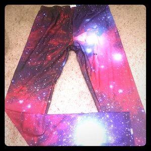 Pants - Galaxy leggings