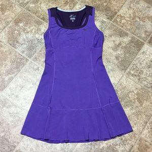 Nike Dri-Fit Court Tennis Sports Dress Small NWOT