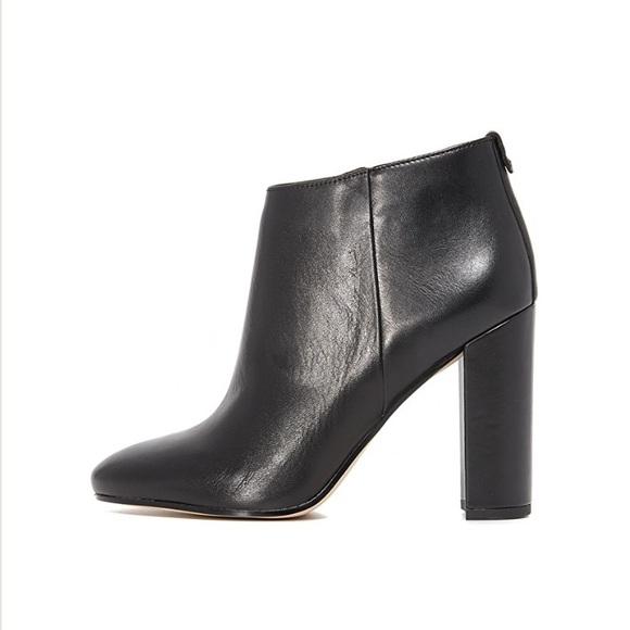 43743e1f2 NEW sam edelman cambell leather booties 7.5. M 59dc471b9818298cb200b2e8