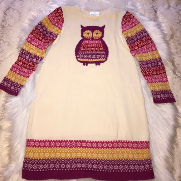 63% off Hanna Andersson Other - Hanna Andersson Fair Isle Owl ...