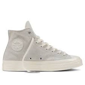 Converse Vintage Style 70's Hi Tops; worn 1 time!