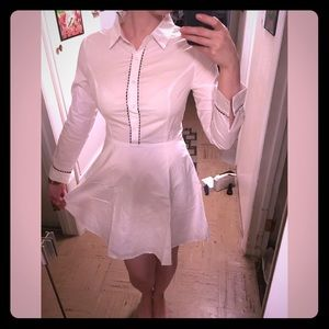 English Factory Shirt Dress from ModCloth