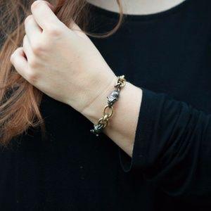 Marc Jacobs Le Mouse Mousetrap Chain Bracelet by