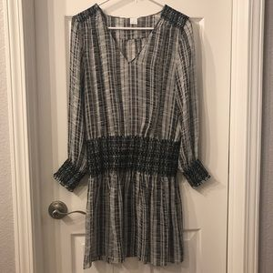 Club Monaco Silk Dress