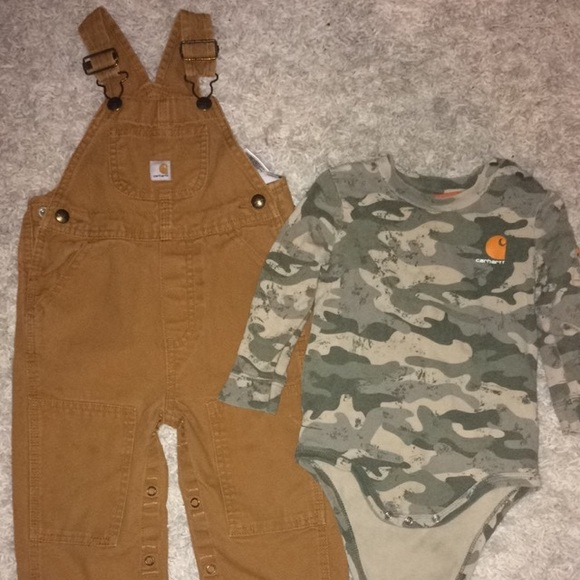 a916ebbfb974 Carhartt One Pieces