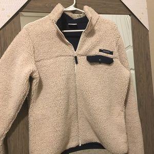 f2b819f0e18 Columbia Jackets   Coats - COLUMBIA Mountain Side Heavyweight Fleece Jacket