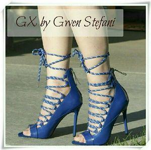 ♡ GX by Gwen Stefani ♡ Hatsumi heels sandals