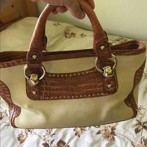 Authentic Celine leather handbag