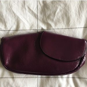 See by Chloe clutch in great condition plum color