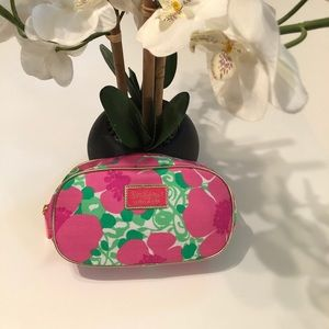 Lilly Pulitzer for Estee Lauder Make Up Bag NWOT