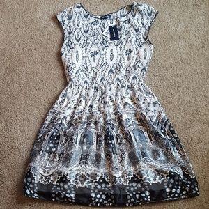 Max Edition Paisley Dress