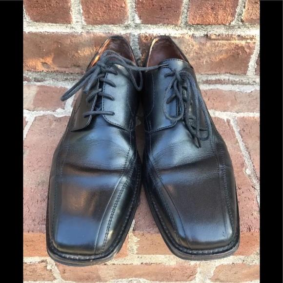 Johnston Murphy Shoes Johnston Murphy Mens Black 206461 Leather