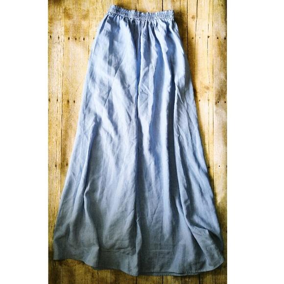SALE❄ 90s vintage maxi skirt