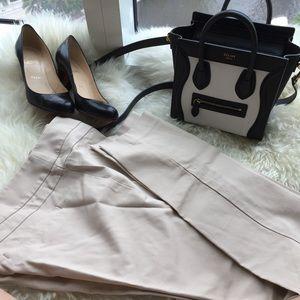 CLUB MONACO beige pants