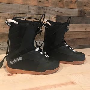 Other - Sims caliber men snowboard boots
