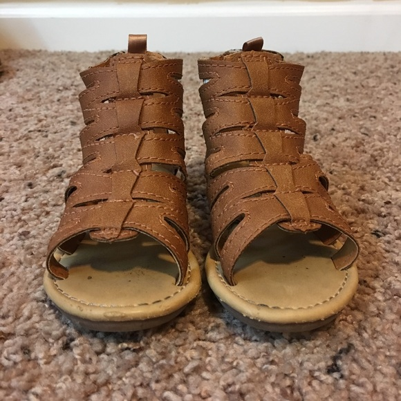 068aed44df2 Carter s Other - Carters Little Girls Gladiator Sandals