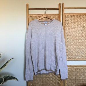Calvin Klein Oversized Chunky Sweater