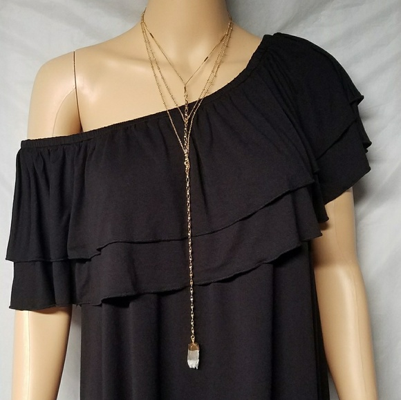 9fd474d6548 Chelsea   Theodore 4 Way Off the Shoulder Blouse