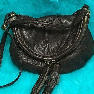 American Eagle Outfitters Brown Crossbody Purse