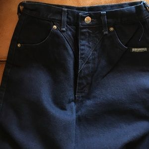 Women Jeans Roughrider by Circle T size 7/8