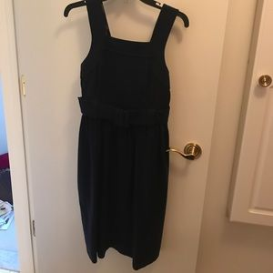Orla Kiely wool jumper dress