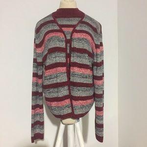 Sweater Cardigan Set