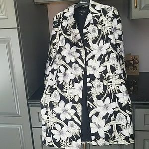 Dana Buchman Silk Jacket