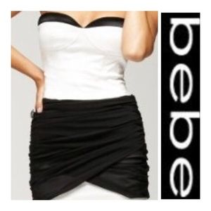bebe Dresses - Bebe | Strapless Party Dress