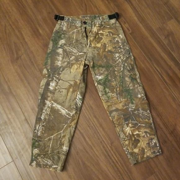 a9a71653c5d7e Boys Realtree Xtra camo hunting pants. M_59dcf74d4127d09b140135cf