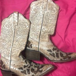 Designer boots