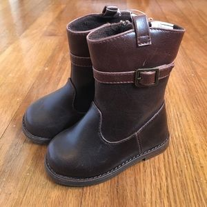 Gymboree boots NWT