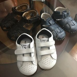 GRAB LOT OF BABY BOY SHOES!!