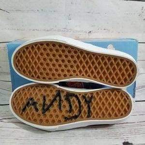 Vans Toy Story Woody maron