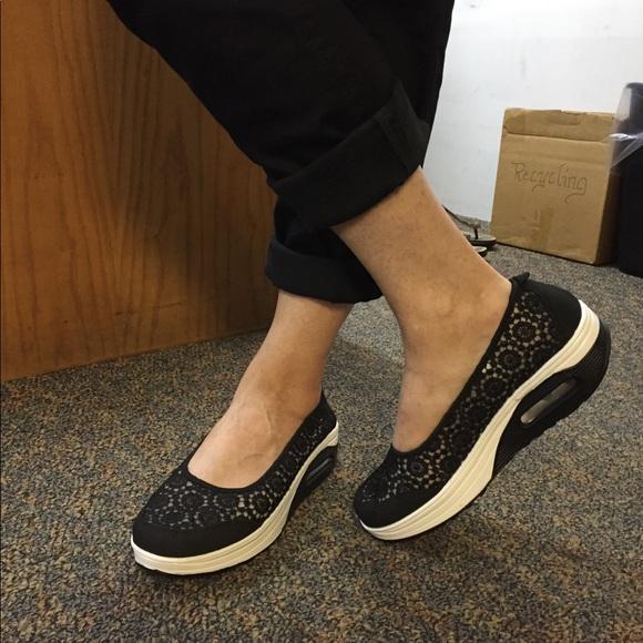 Maille Chaussures De Fleurs En Dentelle SmpIuR0dl