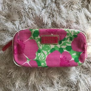 Lilly Pulitzer for Estée Lauder Cosmetic Bag