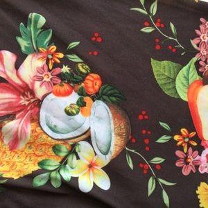 2dbe79fdd5ab3e Adidas Pants | Originals X Farm Fruit Bowl Leggings | Poshmark