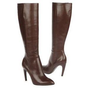 Via Spiga Brown sleek boot brown 8.5