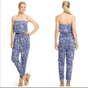 🐟☀️LILLY PULITZER☀️🐟for Target Upstream Jumpsuit