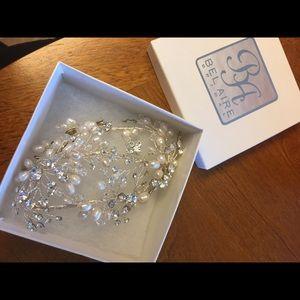 Belaire Bridal Accessories - Bridal Headpiece / Hairpiece