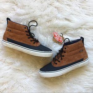 Vans Sk8-Hi Del Pato MTE Duck Boot Sneakers NEW 13