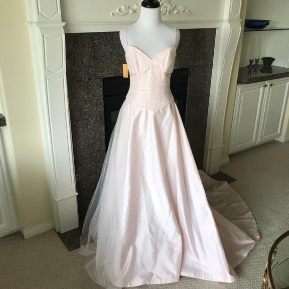 Maggie Sottero Dresses Couture Silk 2 Piece Wedding Gown Poshmark