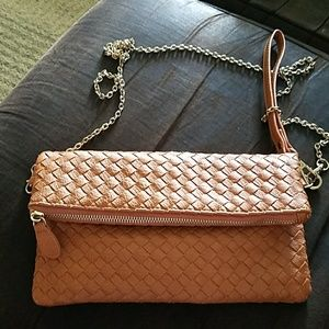 Handbags - Crossbody or wristlet purse.