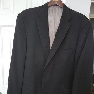 Mens Sport Jacket, Black -