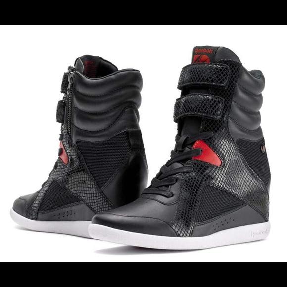 Reebok Alicia Keys Wedge Sneaker. M 59dd172413302abfe801aca6 c9a072b8e