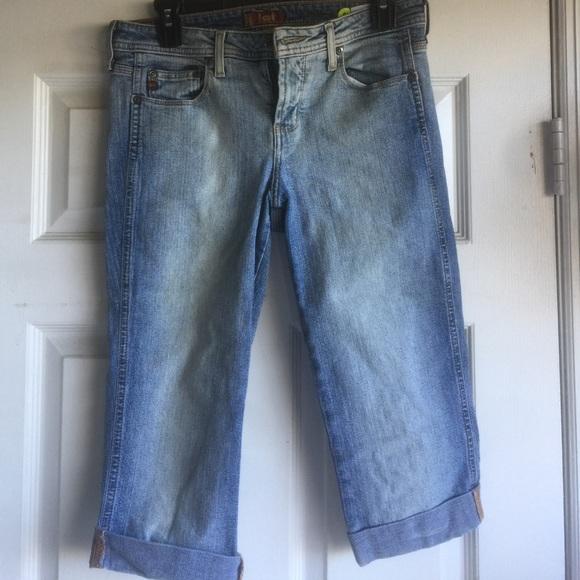 lei jeans knee knocker poshmark