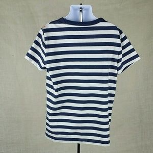 Mini boden mini boden boys t shirt size 7 8 years from for 7 year old boy shirt size