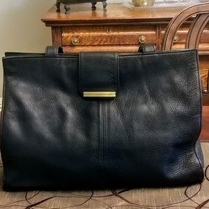 Wilson's Leather Tote/Lap Top Bag